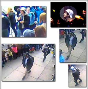 """Photos of """"suspect number 2"""" Photo: FBI.gov"""